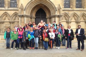 Special interest guided tours