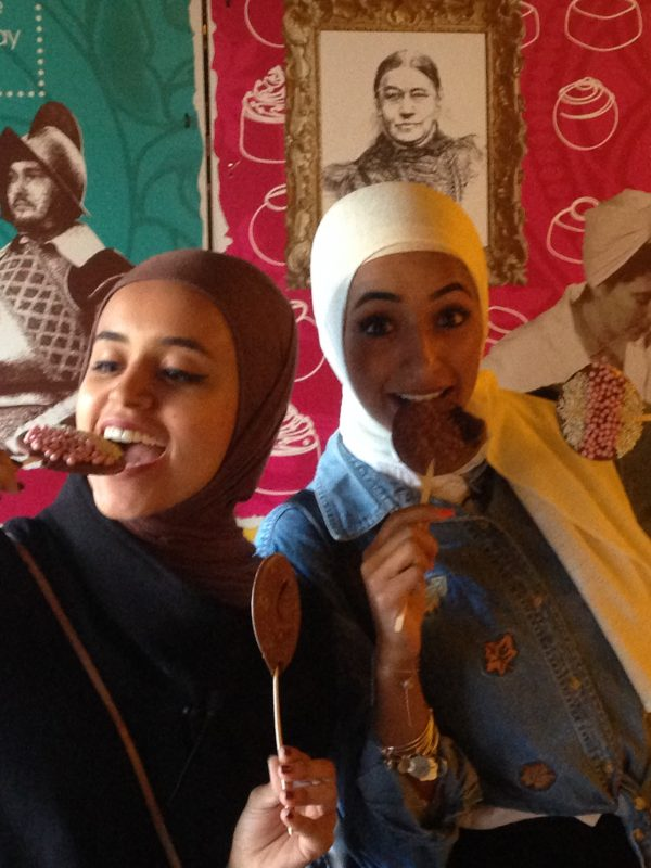 Alkhattaf Sisters guided tour